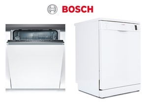 Bosch Dishwashers in Cardiff