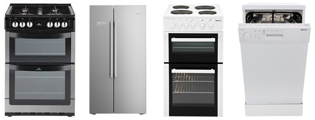 Where to Buy Kitchen Appliances in Cardiff