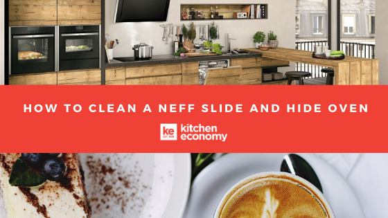 How To Clean A Neff Slide And Hide Oven, How To Clean Inside Neff Oven Door Glass