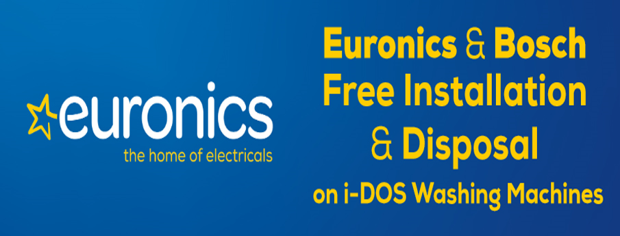 Euronics & Bosch Promotion