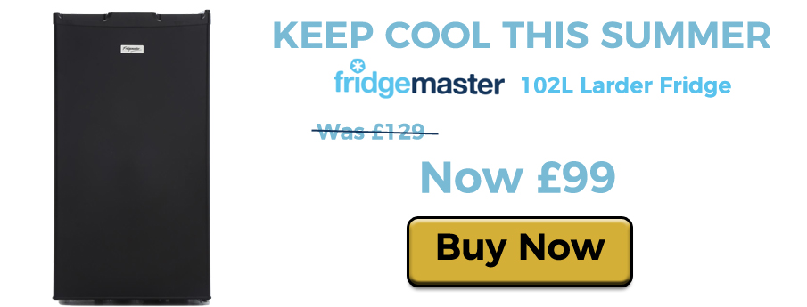 Fridgemaster Larder Fridge only £99