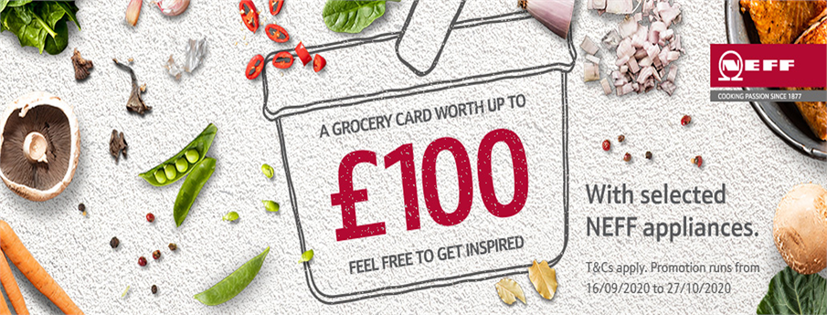 NEFF Grocery Card Offer