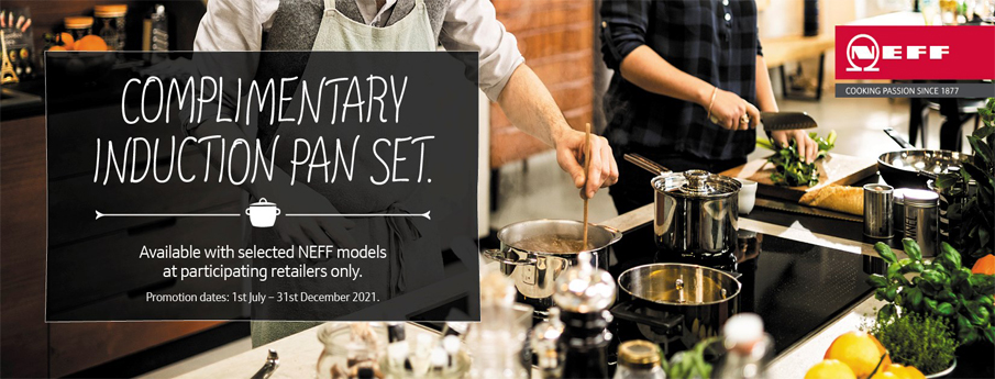 NEFF Induction Pan Set