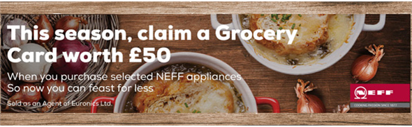 Neff Autumn Deal