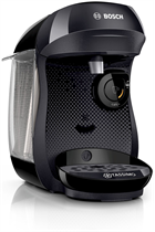Tassimo By Bosch Happy TAS1002GB Black Pod Coffee Machine