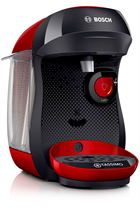 Tassimo By Bosch Happy TAS1003GB Black & Red Pod Coffee Machine