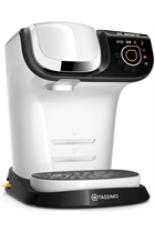 Tassimo By Bosch My Way 2 TAS6504GB White Pod Coffee Machine