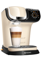 Tassimo By Bosch My Way 2 TAS6507GB Cream Pod Coffee Machine