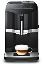 Siemens EQ.3 TI301209RW Black Bean to Cup Coffee Machine