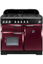 Rangemaster CDL100DFFCY/C Cranberry 100cm Classic Deluxe