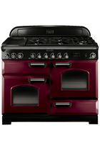 Rangemaster CDL110DFFCY/C Cranberry 110cm Classic Deluxe
