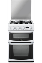 Hotpoint CH60DHWFS White Dual Fuel Cooker