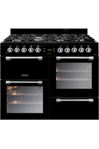 Leisure Cookmaster CK100F232K 100cm Black Dual Fuel Range Cooker