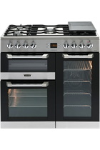 Leisure Cuisinemaster CS90F530X 90cm Stainless Steel Dual Fuel Range Cooker