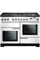 Rangemaster PDL110DFFWH/C White 110cm Professional Deluxe