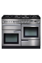 Rangemaster Professional Plus PROP110DFFSS/C 110cm Stainless Steel Dual Fuel Range Cooker