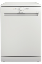 Indesit DFE1B19 White 13 Place Setting Dishwasher