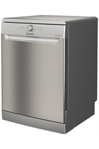 Indesit DFE1B19XUK Stainless Steel 13 Place Settings Dishwasher
