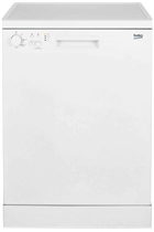 Beko DFN04C10W 12 Place Settings Dishwasher