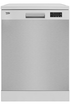 Beko DFN16R10X Stainless Steel 12 Place Settings Dishwasher