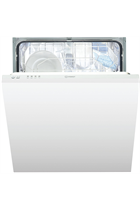 Indesit Eco Time DIF04B1UK Integrated White 13 Place Settings Dishwasher