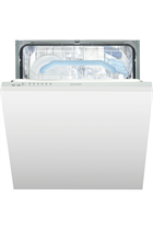Indesit DIF16B1 Integrated Silver 13 Place Settings Dishwasher