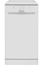 Indesit DSFE1B10UK White Slimline 10 Place Settings Dishwasher