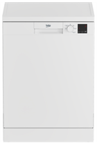 Beko DVN05C20W White 13 Place Settings Dishwasher