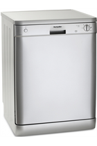 Montpellier DW1254S Silver 12 Place Settings Dishwasher