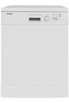 Blomberg GSN9123W 12 Place Setting Dishwasher