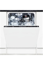 Hoover HDI1L038S Integrated White 13 Place Setting Dishwasher