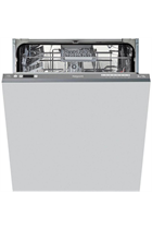 Hotpoint HEI49118C Integrated Silver 13 Place Settings Dishwasher