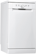 Hotpoint HSFE1B19UK White Slimline 10 Place Settings Dishwasher