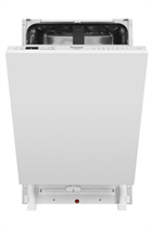 Hotpoint HSICIH4798BI Stainless Steel Integrated Slimline 10 Place Settings Dishwasher