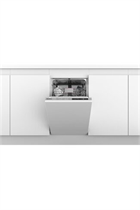 Blomberg LDV02284 Integrated White Slimline 10 Place Settings Dishwasher