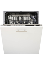 Montpellier MDI600 Integrated 12 Place Settings Dishwasher