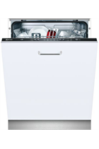 NEFF N30 S511A50X1G Integrated Black 12 Place Settings Dishwasher