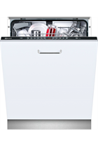 NEFF N50 S513G60X0G Integrated Black 12 Place Settings Dishwasher