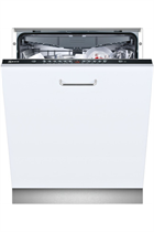 NEFF N50 S513K60X1G Integrated Black 13 Place Settings Dishwasher