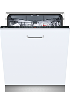 NEFF N50 S513N60X2G Integrated Black 14 Place Settings Dishwasher