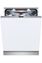 NEFF N70 S515T80D1G Integrated Stainless Steel 14 Place Settings Dishwasher