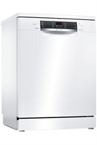 Bosch Serie 4 SMS46MW05G White 14 Place Settings Dishwasher