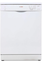 Bosch SMS50T02GB Freestanding White Dishwasher