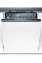 Bosch Serie 2 SMV40C40GB Integrated Black 12 Place Settings Dishwasher
