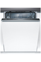 Bosch Serie 4 SMV50C10GB Integrated Black 12 Place Settings Dishwasher