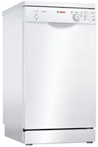 Bosch SPS24CW00G White Slimline 9 Place Settings Dishwasher
