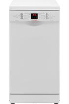 Bosch Serie 4 SPS46IW00G White Slimline 9 Place Settings Dishwasher