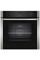 NEFF N50 B1ACE4HN0B Stainless Steel Built-In Electric Single Oven