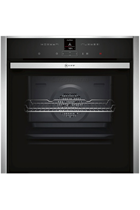 Neff B57CR23N0B Slide&Hide Black Single Oven