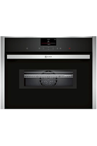 NEFF N90 C17MS32H0B Stainless Steel Built-In Combination Oven with HomeConnect